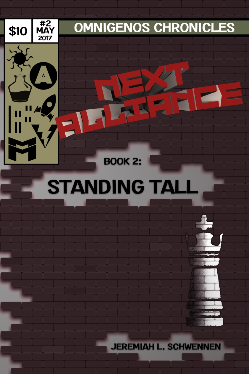 Next Alliance - Standing Tall - eBook